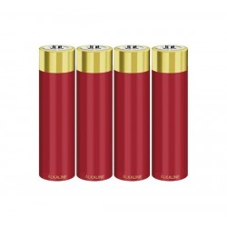 Batteries 4pcs AAA