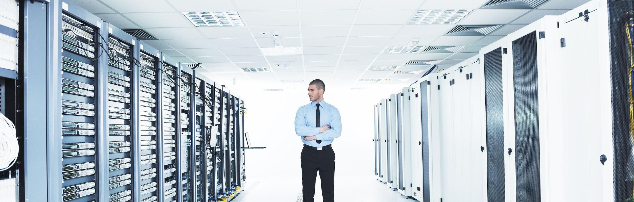 Rack Mounts for Datacenters